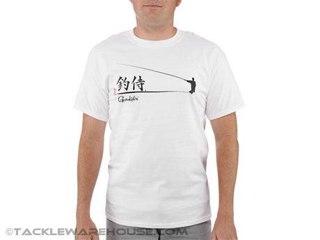 Gamakatsu Samurai T-Shirt