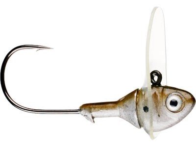 Sworming Hornet Fish Head Dude 2pk
