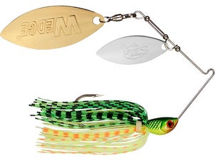 Stanley Wedge Plus Spinnerbaits