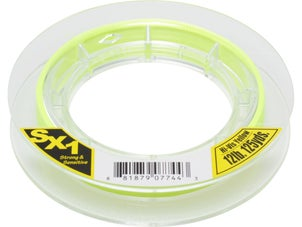 Sunline SX1 Braided Line Hi-Vis Yellow