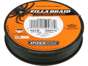 Spiderwire Zilla Braid
