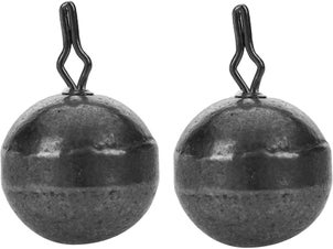 TD Tungsten Round Drop Shot Weights