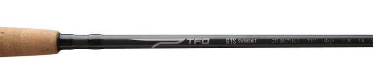 TFO Gary Loomis Tactical Swimbait Casting Rods
