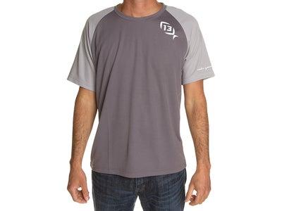 13 Fishing Shield Short Sleeve Shirt
