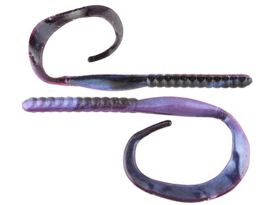 Tightlines UV Power Worm 10