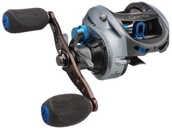 Quantum Iron PT 300 Inshore Casting Reel
