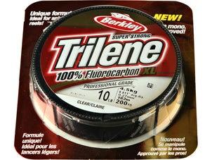 Berkley Trilene XL Pro Grade 100% Fluorocarbon