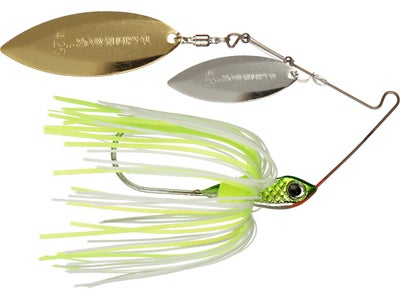 Terminator Super Stainless Double Willow Spinnerbait