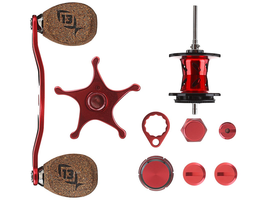 13 Trickshop Concept Reel Parts Kits