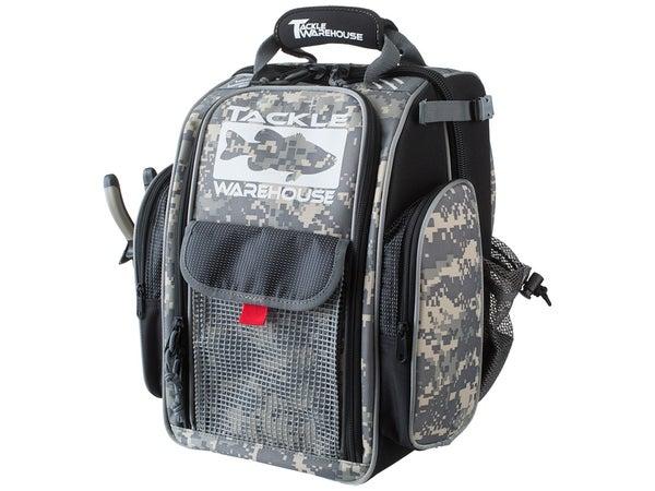 Tackle Warehouse Digital Camo Angler Backpack - Tackle Warehouse