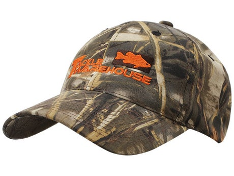 Tackle Warehouse Full Camo Hat