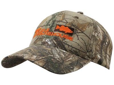 Tackle Warehouse Full Camo Hat