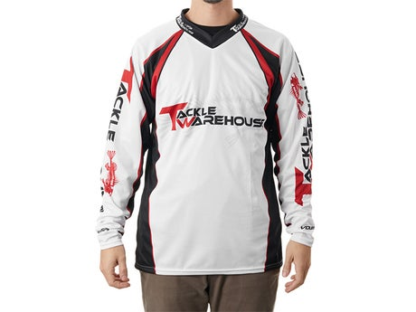 Tackle warehouse pro gear long sleeve jersey for Professional fishing gear