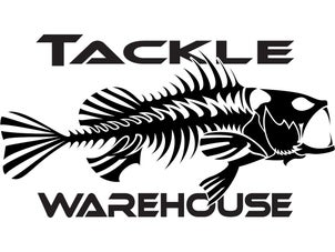 Tackle Warehouse Pro Gear Stickers