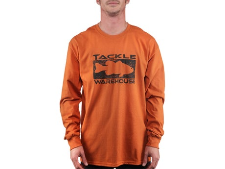 Tackle Warehouse Promo Longsleeve T-Shirts
