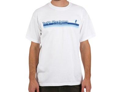 Tackle Warehouse Retro Short Sleeve T-Shirt