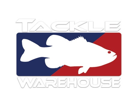FREE Tackle Warehouse Sticker Orders Over $50