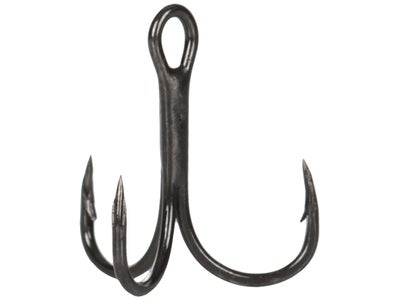 VMC Spark Point Treble 1X Hooks 4pk