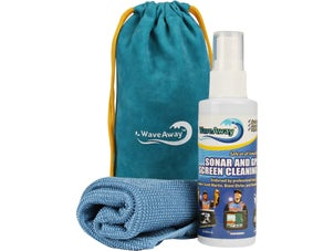 Wave Away Sonar & GPS Cleaner