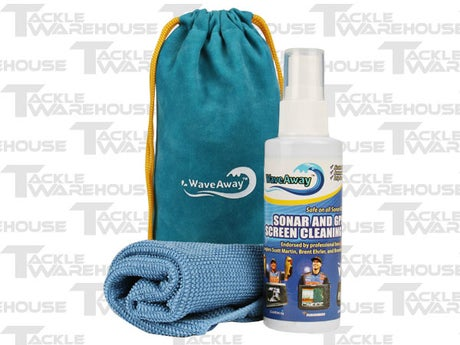 Wave Away Sonar & GPS Screen Cleaner 2.7 fl oz