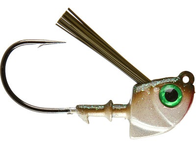 Warbaits Weedless Swimbait Heads 2pk