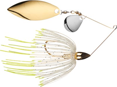War Eagle Gold Spinnerbaits Colorado/Willlow