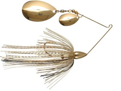 War Eagle Gold Spinnerbaits Colorado/Indiana