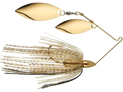 War Eagle Gold Screamin Eagle Spinnerbaits