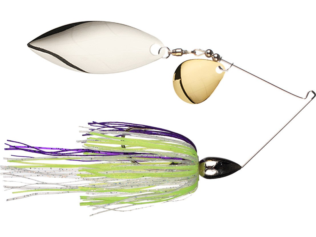 War eagle nickel spinnerbaits colorado willlow