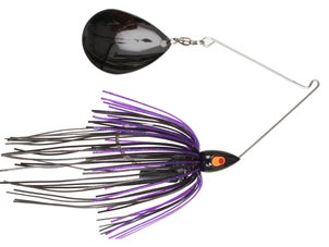War Eagle Night Time Colorado Spinnerbaits