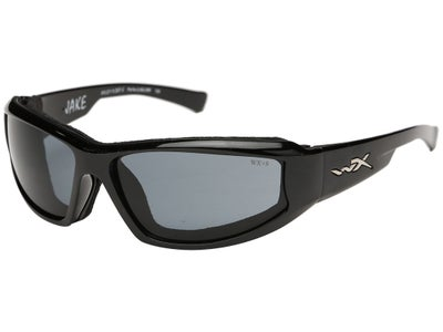 WileyX Jake Sunglasses Gloss Black Frame