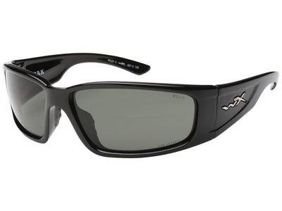 WileyX Zak Sunglasses Gloss Black Frame