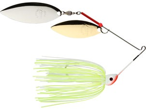 Zorro Baits Long Arm Aggravator Spinnerbait DBL/Wil